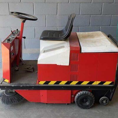 Barredora RCM usada de hombre a bordo